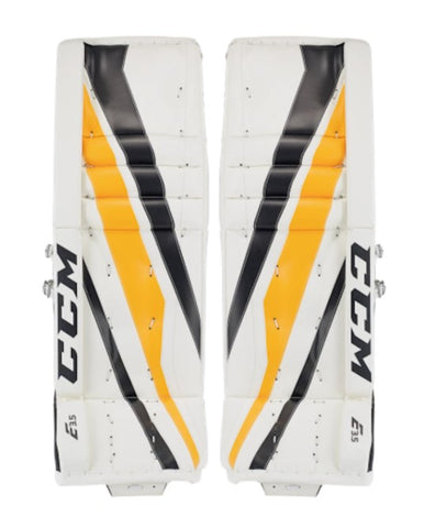 CCM Junior E-Flex 3.5 Goal Pads