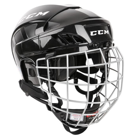 CCM Senior FL40 Hockey Helmet Combo