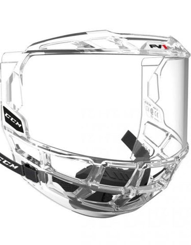 CCM Junior FV1 Full Hockey Visor