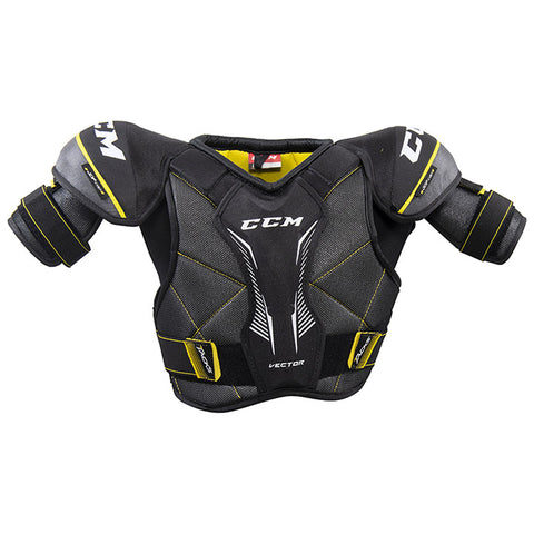 CCM Junior Tacks Vector Shoulder Pads