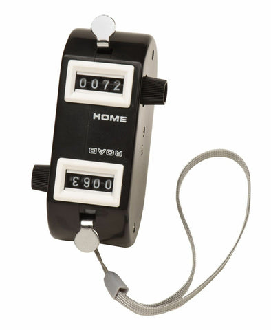 Champion Home & Road Pitch Counter
