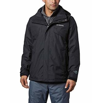 Columbia Men's Bugaboo II Fleece Interchange Winter Jacket