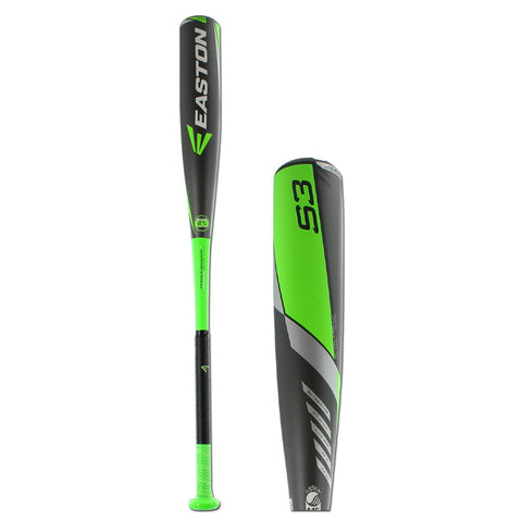 "Easton S3 23/4"" Baseball Bat"