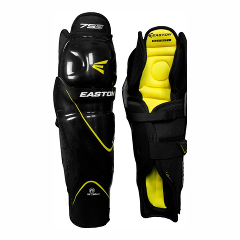 Easton Senior Stealth 75S Hockey Shin Pads