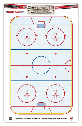 Fox 40 Smart Coach Pro Sideline Carry Board (Hockey)