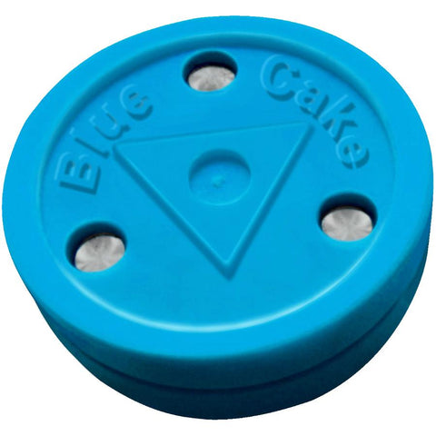 Freeman Blue Cake Hockey Training Puck