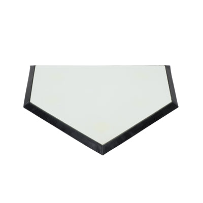 HD Brown Deluxe Home Plate with Black Edges 21-50