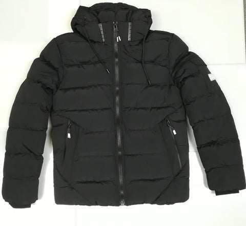 Point Zero -30 Iconic Down Puffer Winter Jacket