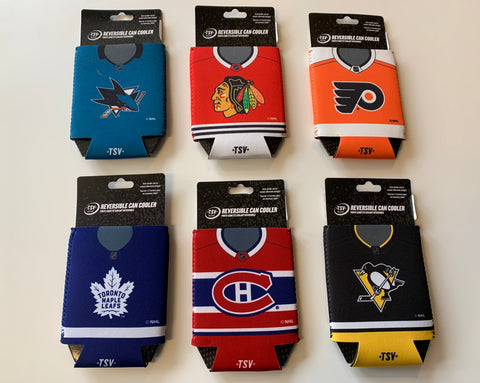 NHL Reversible Can Cozy