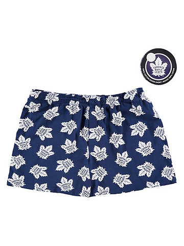 Joe Boxer Toronto Maple Leafs Puck Boxer Shorts