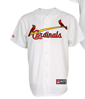 Senior MLB Authentics Jersey- Cardinals
