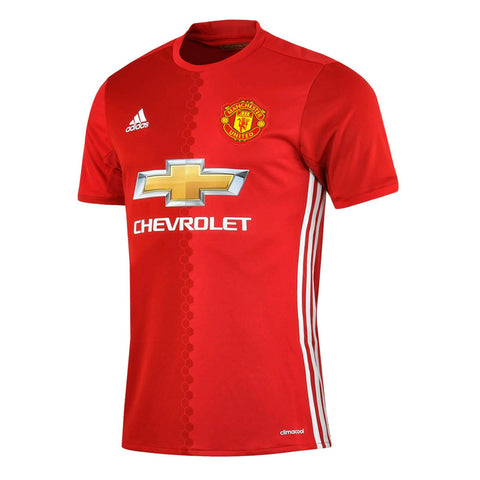 Adidas Junior Manchester United Football Club Jersey
