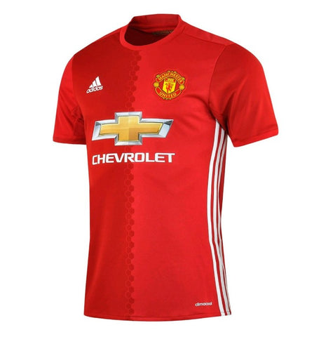 Adidas Senior Manchester United Football Club Jersey