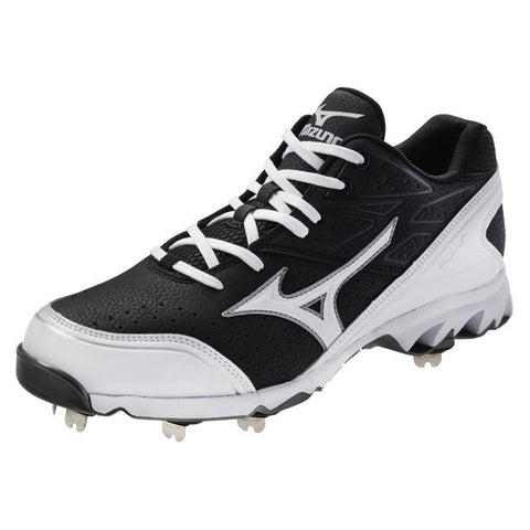 Mizuno Men's Vapor Elite Low Metal Ball Shoe