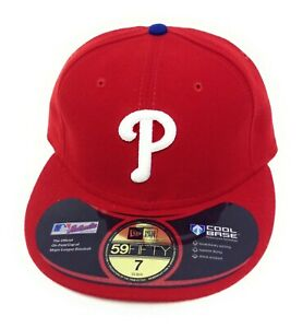 New Era 59 Fifty MLB Hat - Phillies