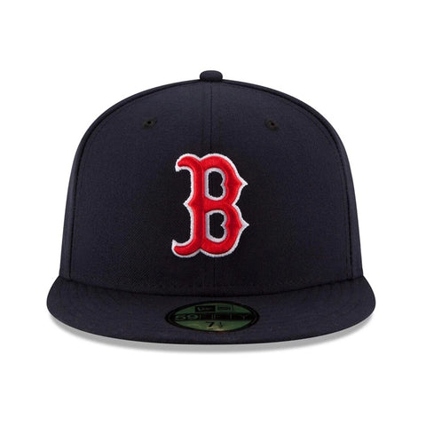 New Era 59 Fifty MLB Ball Hat - Red Sox