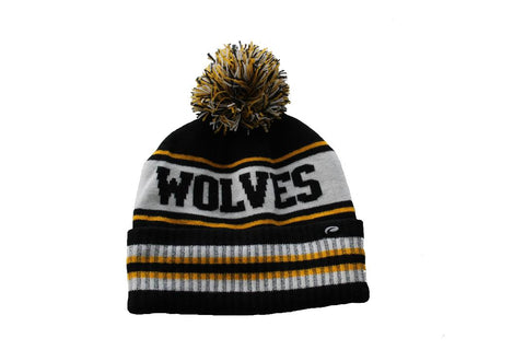 Pukka Waterloo Wolves Pom Touque