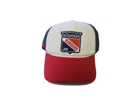 Kitchener Rangers Mesh Back Ball Cap