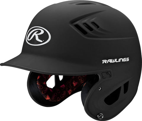 Rawlings Junior Velo R16MJ Matte Batting Helmet