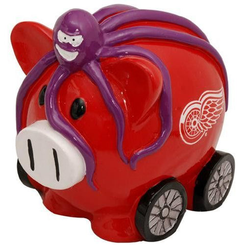NHL Team Piggy Bank