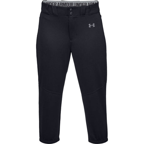Under Armour Ladies Cropped Ball Pants
