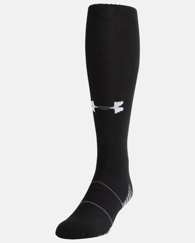 Under Armour Senior Team Over The Calf Socks - Medium