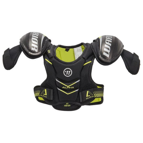 Warrior Junior Alpha QX Hockey Shoulder Pads