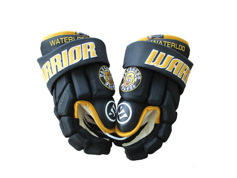 Warrior Covert Pro Senior Waterloo Wolves Hockey Gloves