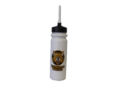 Waterloo Wolves Water Bottle