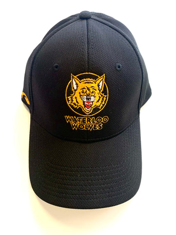 Waterloo Wolves Sized Cap