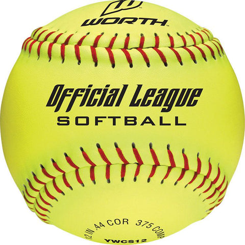 Worth Official League Softball YWCS