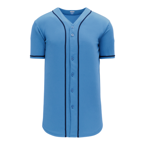 Athletic Knit Sr. Full Button Baseball Jerseys