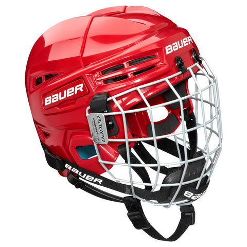 Bauer Youth Prodigy Hockey Helmet Combo