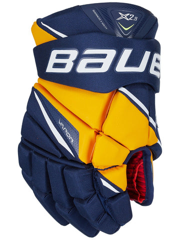 Bauer Junior Vapor X2.9 Hockey Gloves