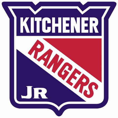 Jr. Rangers Car Decal