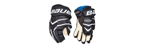 Bauer Senior Supreme Force Hockey Gloves