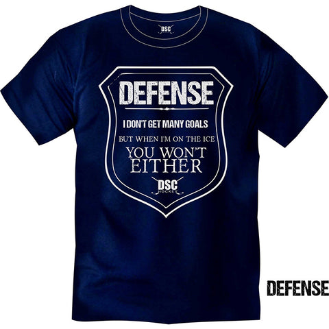DSC Hockey Men's T-Shirt Defense