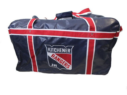 Kitchener Lady Ranger and JR Ranger Senior Hockey Bag