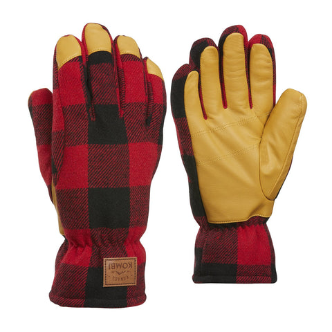 Kombi Men's Metro Collection The Timber Winter Gloves 24881