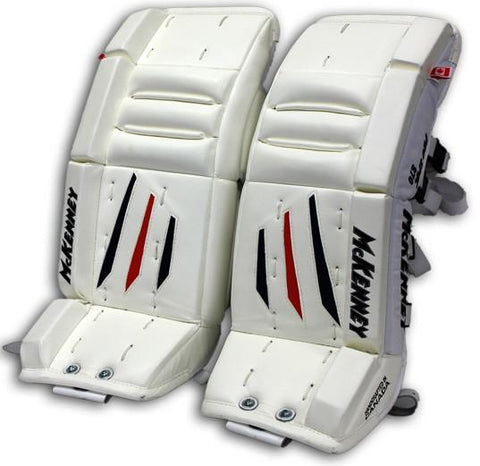 Mckenney 470 Pro Spec Intermediate Goalie Pad