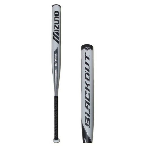 Mizuno Blackout Balanced Slo-pitch Bat