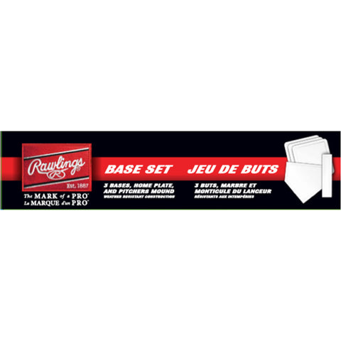 Rawlings 5-Piece Base Set BASESET2