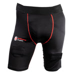 Source for Sports Branded Junior Compression Jock Shorts
