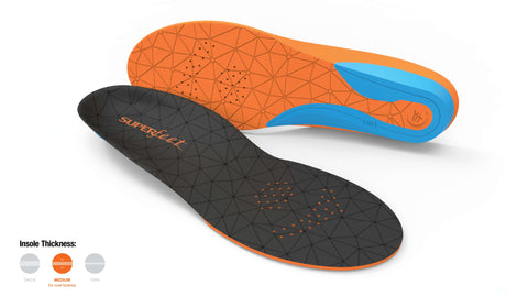 Superfeet Flex thin Dynamic Comfort Insoles