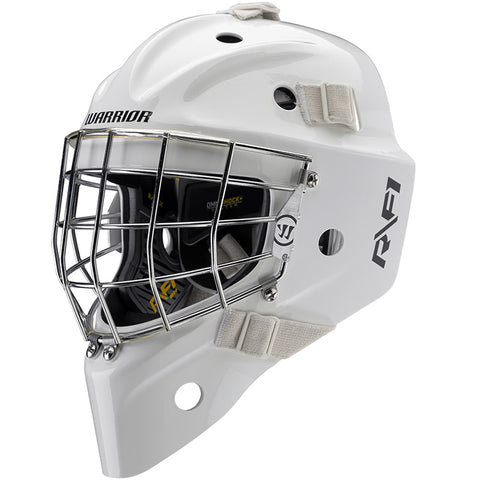 Warrior Senior Ritual R/F1 SR+ Goalie Mask