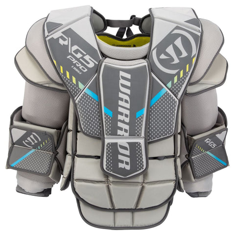 Warrior Senior Ritual R/G5 Pro Goalie Chest and Arm
