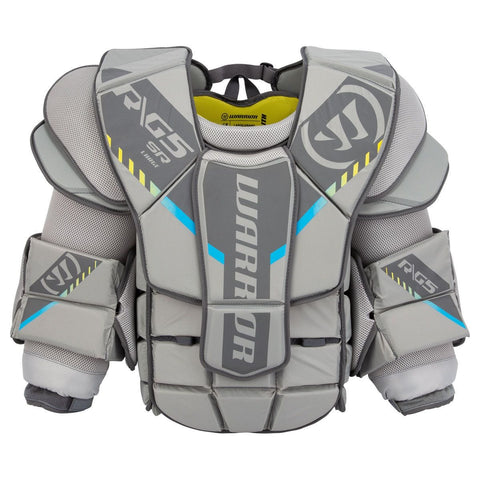 Warrior Senior Ritual R/G5 SR Goalie Chest and Arm