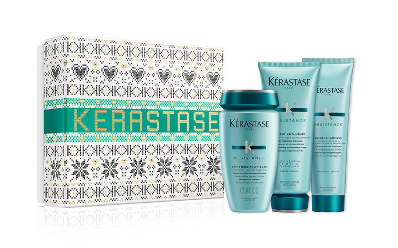 Kerastase Resistance Architecte Fondant Holiday Pack