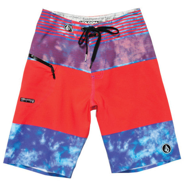 LINEAR MOD BOARDSHORT - COSMIC BLUE