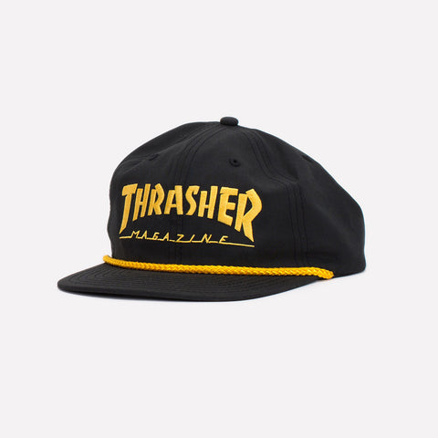 THRASHER ROPE - BLACK